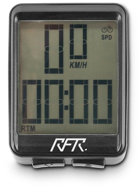Cube RFR CMPT Fahrradcomputer wireless black/white Logo
